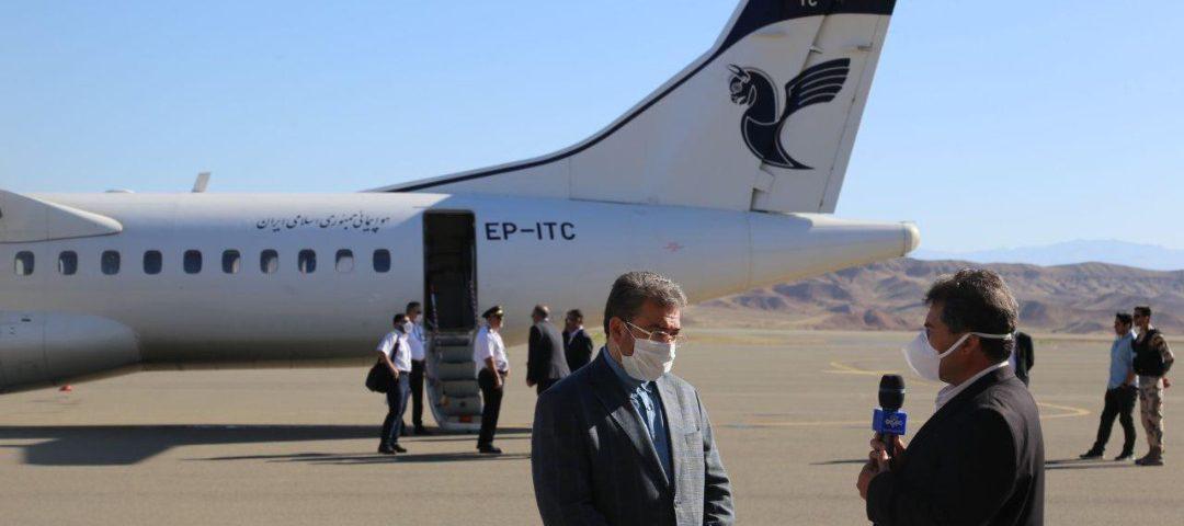 پروازهای فرودگاه ماکو به بیش از ۶ پرواز در هفته افزایش یافت