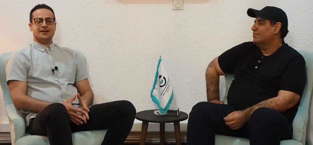 دکتر محمد شریف ملک زاده در گفت و گو با علی جمشیدی