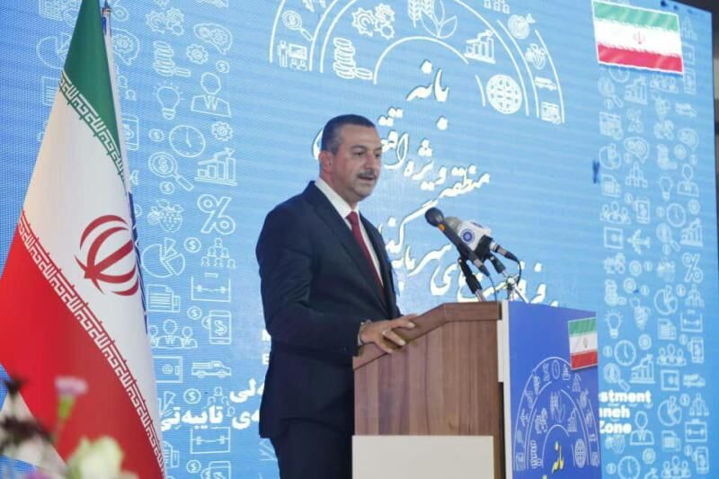 سرمایهگذاران عراقی برای سرمایهگذاری در منطقه ویژه اقتصادی بانه حمایت میشوند