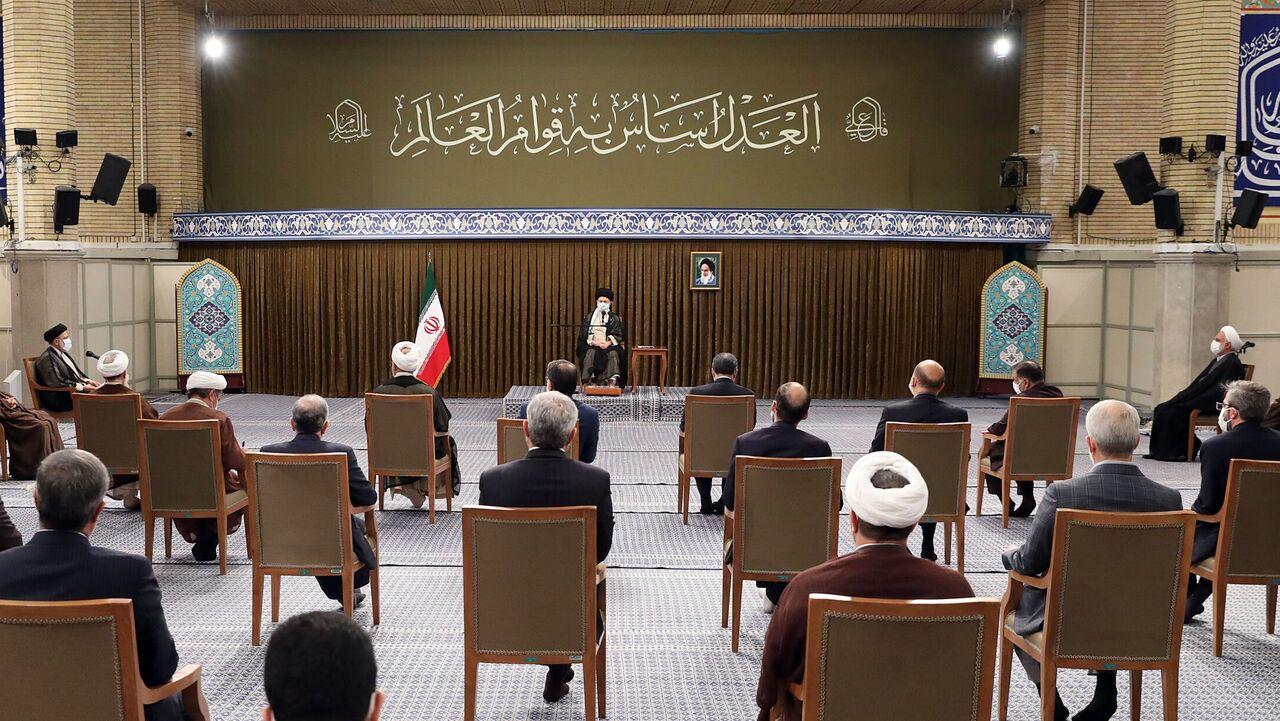 حرکت آقای رئیسی در قوه قضائیه مصداق حرکت جهادی بود