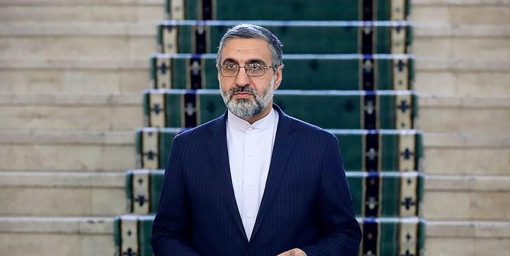 غلامحسین اسماعیلی به ریاست دفتر رئیسجمهور منصوب شد