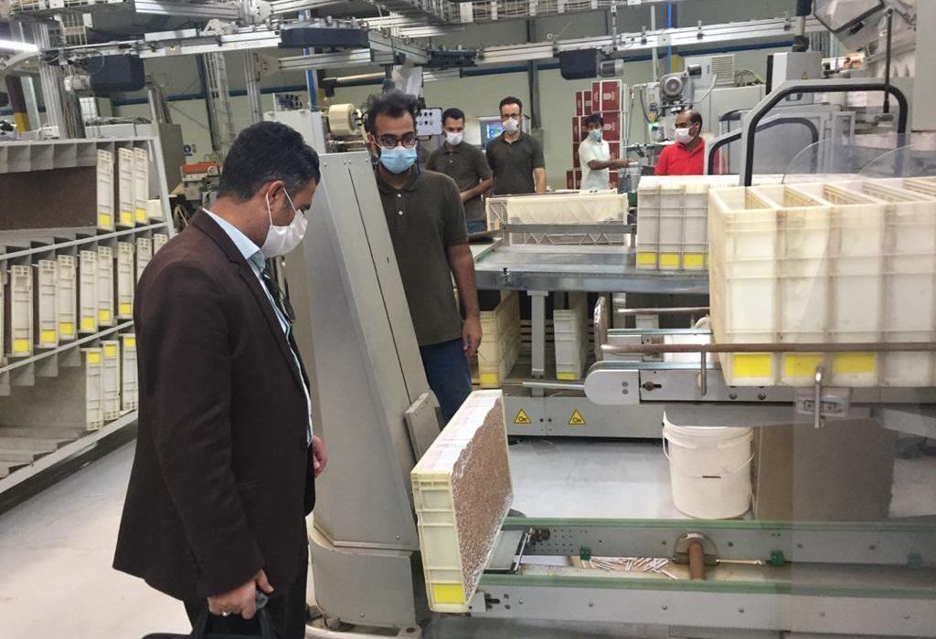 218 واحد تولیدی در منطقه آزاد قشم مشغول فعالیت هستند