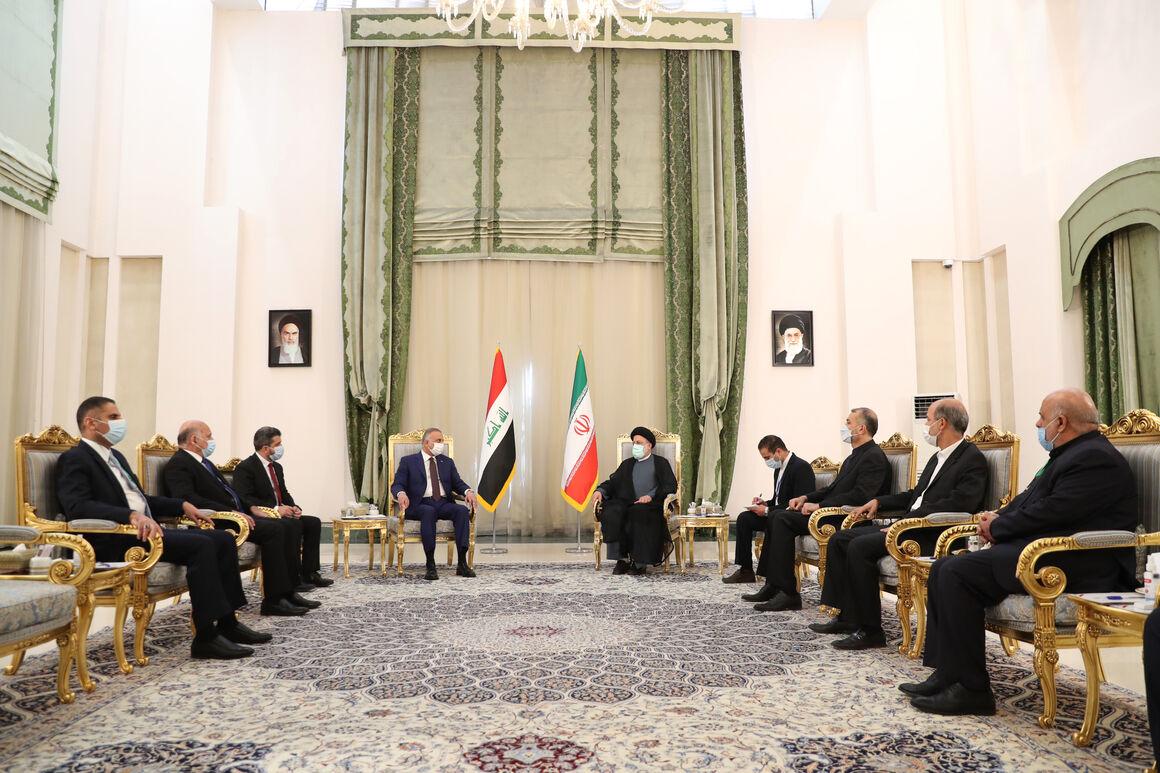 تأکید رئیسجمهوری بر پرداخت مطالبات مالی ایران از عراق
