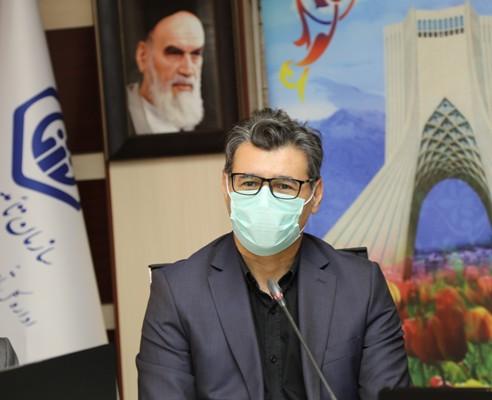 فرهاد سلیمانمنش سرپرست اداره کل تامین اجتماعی غرب تهران بزرگ شد